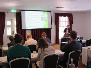 PathBio2015_Angela_Wililams_CSIRO_presenting